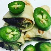 Taco Tuesday on Gluten free wrap