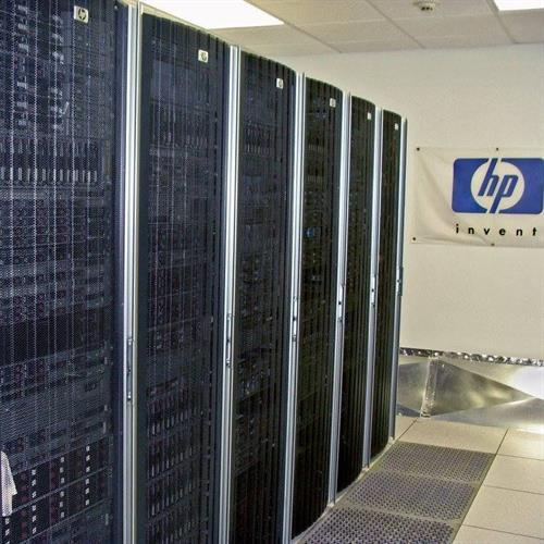 The Server Room