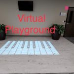 Yes we have a Virtual Playground for the Kids!! Deltona Blvd New Location