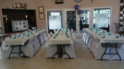 2017-  1st Annual Officer Appreciation Breakfast at CCP