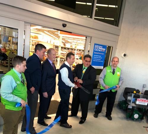 Wal-Mart's Grand Opening