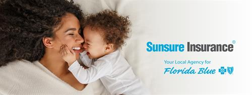 Sunsure Insurance, Your Local Agency For Florida Blue and Florida Health Care Plans.
