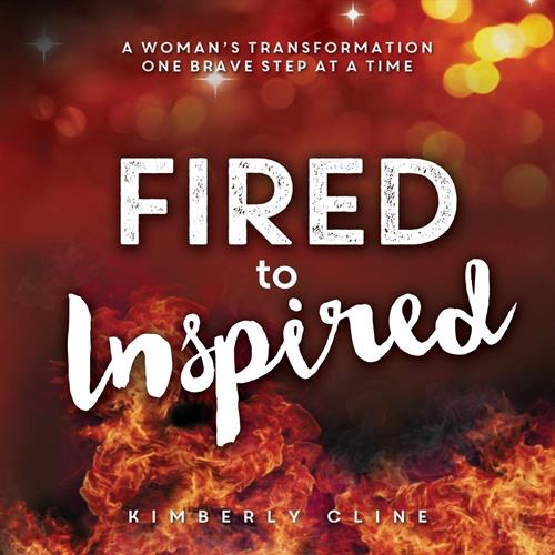 Kim's first book, Fired to Inspired