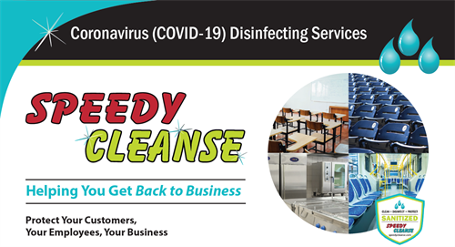 COVID-19 Disinfecting and Healthy Facility Planning