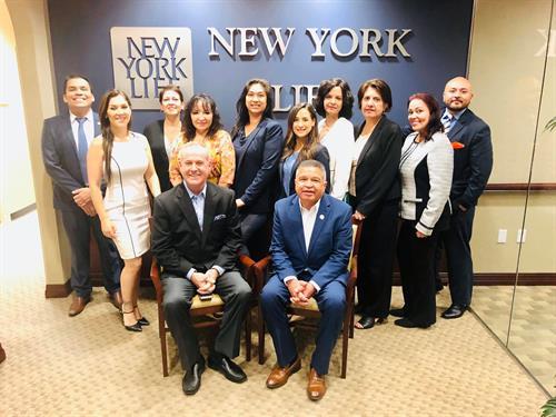 New York Life Latino management Team