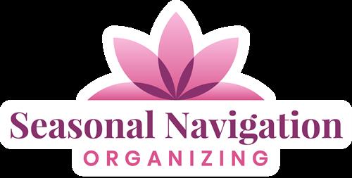 Seasonal Navigation Organizing Main Logo