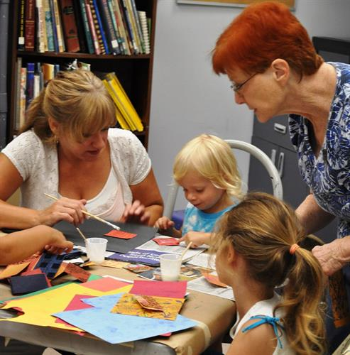 Family Fun Saturdays:  September to May,  3rd Saturday of month