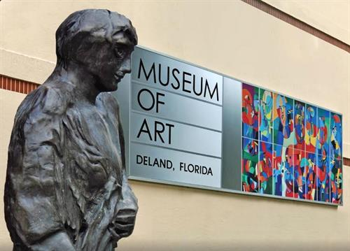 Museum of Art - DeLand, 600 N Woodland Blvd