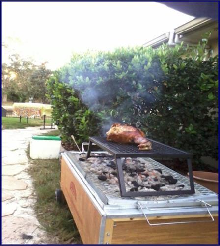 Whole Pig Roasts...