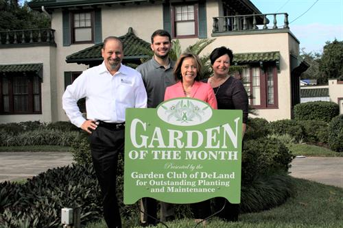 Garden of the Month!