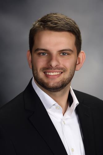 Gage Kasbeer, Client Service Associate