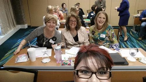 AS an indipendent contulant i was invited to train with our National Area Directiors in Louisiana! It was so much fun!!