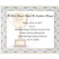 Annual Awards & Installation Banquet