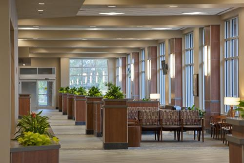 Medical Center of Trinity - Main Lobby