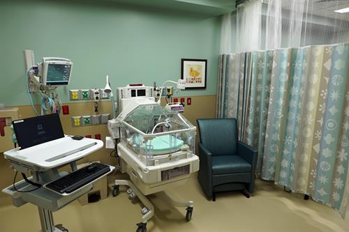 Medical Center of Trinity - Level II Neonatal Intensive Care Unit (only one in Pasco)