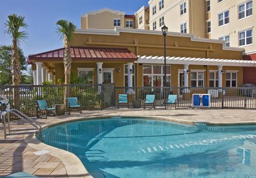Refreshing Outdoor Swimming Pool