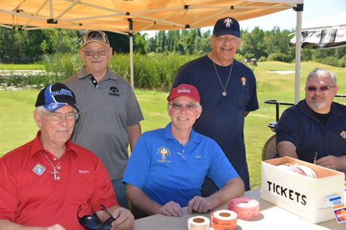 Golf Tournament - Groves - May 2015