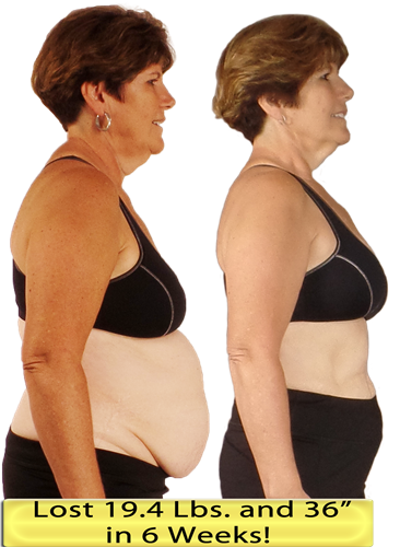 Fit Body Boot Camp's 6-Week Challenge Participant and new member
