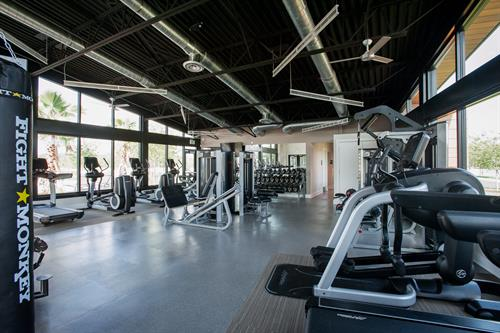 Asturia State of the Art Fitness Center