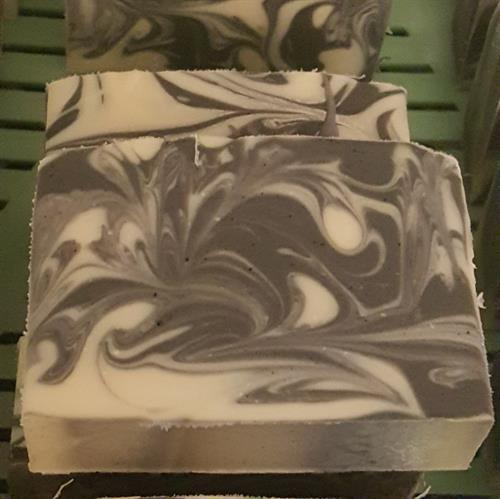 Coal Energy Soap