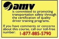 """Licensed by Virginia Department of Motor Vehicles"""