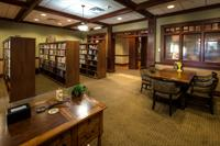 Covenant Living at the Holmstad - Library