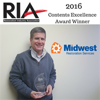 Winners of the 2016 RIA Content Excellence Award
