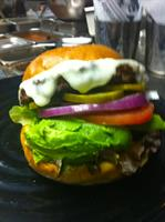 Another of our delicious burgers