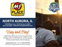 My Place Hotel - North Aurora