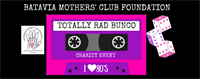 BMCF Totally Rad Bunco Fundraiser
