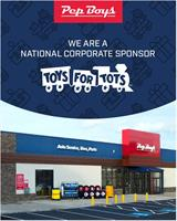 Pep Boys Sponsors Toys for Tots