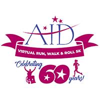 AID Virtual Run, Walk & Roll 5K