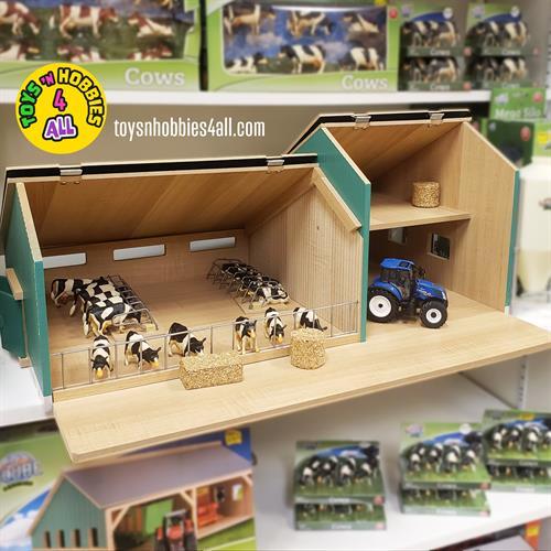Cow barns and farm toys! toysnhobbies4all.com