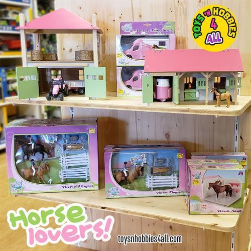 Horse toys! toysnhobbies4all.com