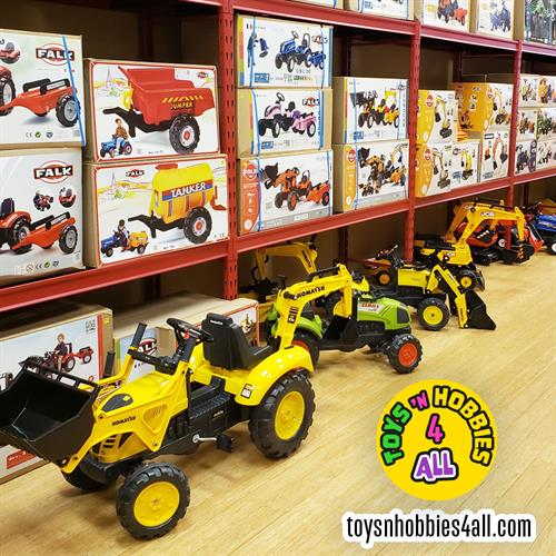 Ride-on toys! toysnhobbies4all.com