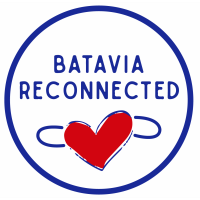 Batavia Reconnected Presents Grant Checks to Select Batavia Small Businesses