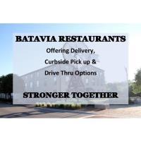 Support Batavia Restaurants and Bars - Here's How