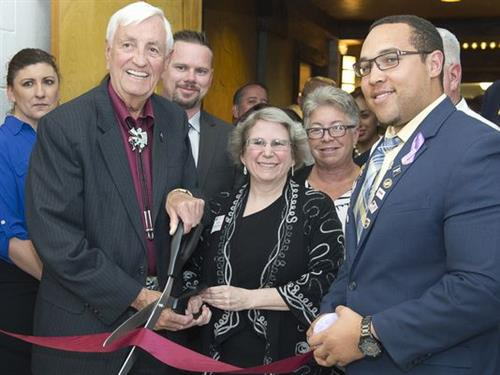 Chamber of Commerce Ribbon Cutting Ceremony