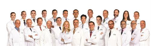 Leaders in Orthopaedic & Spine Care for more than 20 years.