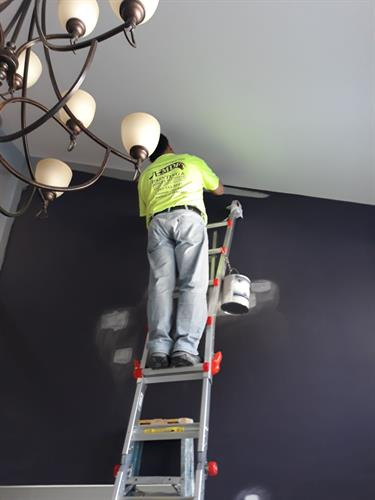 No matter how dark the color, MDF painters can change it.