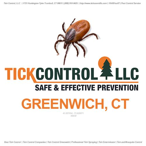 Tick Control, LLC | Greenwich | Tick Spray Company