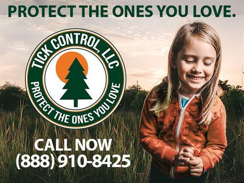 Tick Control, LLC (888) 910-8425 New Canaan