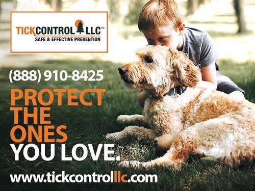 Tick Control, LLC (888) 910-8425 Darien