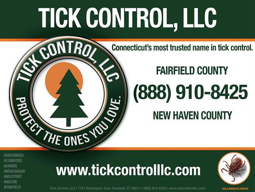 Tick Control, LLC | Pest Control Service | (888) 910-8425 | Fairfield County | New Haven County