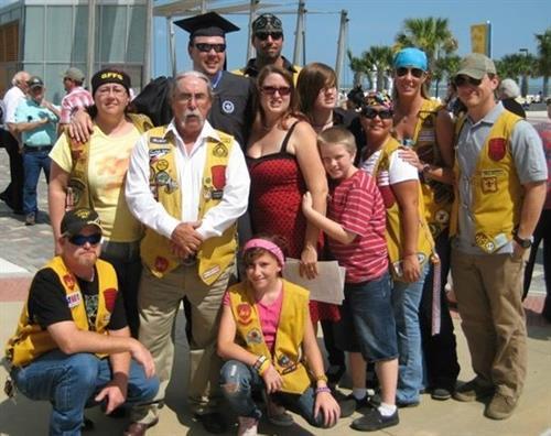 Graduation at TAMUCC