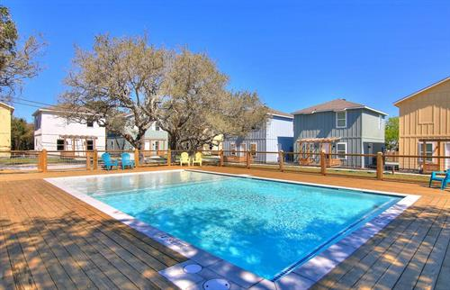 ROckport COttage Comapny pool