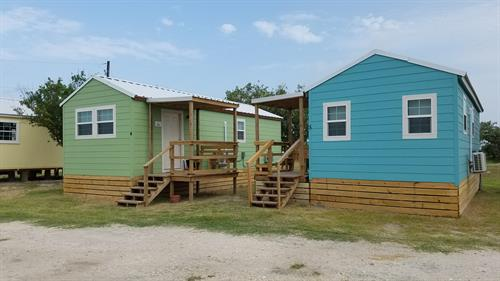 Cottages #4 and #5