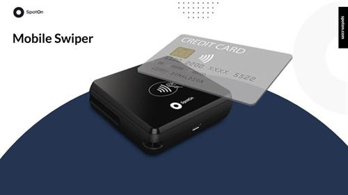 SpotOn Payments - Mobile Swiper