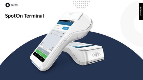 SpotOn Terminal - Cellular/WiFi Unit