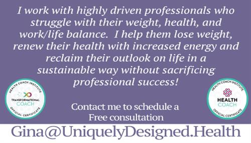 A little about my health coaching